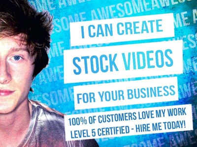 Create a COST-EFFECTIVE stock video for your business