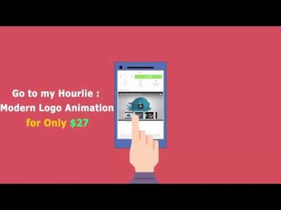 Modern Logo Animation video Intro 1080p +Music ★200 Samples Available★