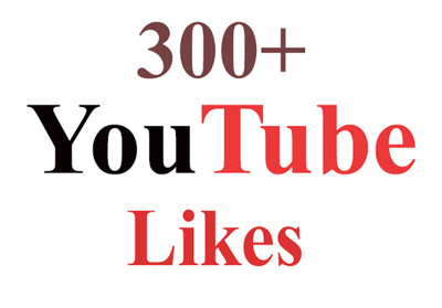 Provide 300 Likes For Youtube Video delivery in one day