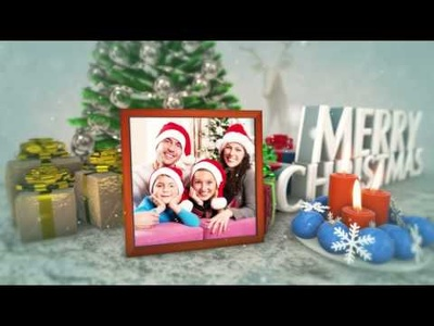 Christmas Video - 3D Animation - full HD (1920x1080)