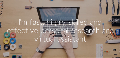do 1 hour of Data Entry, Lead gen, Research and Other Virtual Assistance Support