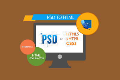 Convert from PSD to HTML5 with pixel perfect design