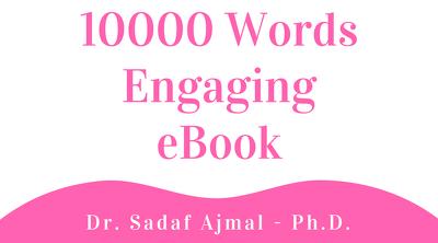 Write 10000 words engaging ebook