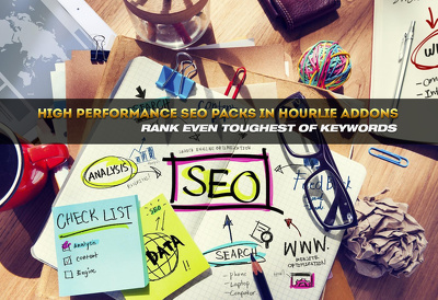 Push you to  1st page on Google with Advanced SEO Package