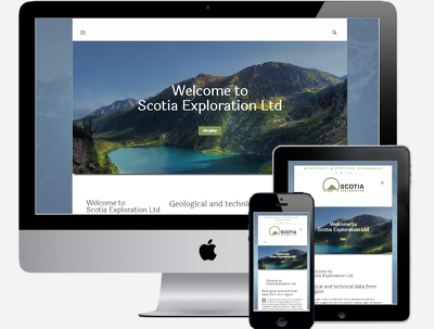 Create A Professional 5-6 Pages Website For Your Business