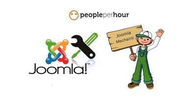 Create, customize, fix, optimize your Joomla Website