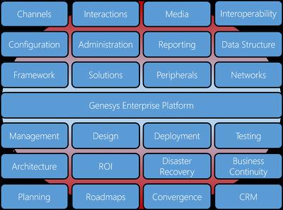 Provide 1 day of remote Genesys Enterprise Platform White Label Services