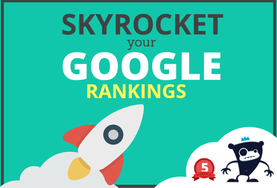 SEO DOMINATION! - Boost your Google rank - 140+ authority links