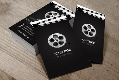 Design a unique business card