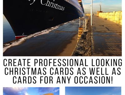 Design Your Custom Christmas Card