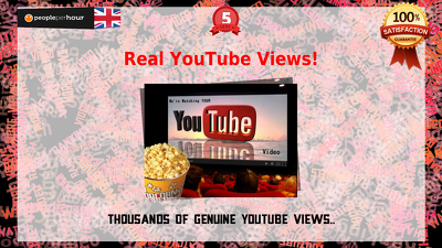 Boost your Youtube video stats by 3000 HR Non Drop Real Views
