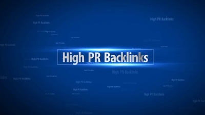 Create 160+ Variety Of High PR Backlinks to increase your rankings and SEO