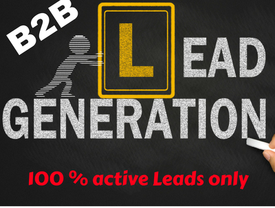 Generate 100 targeted B2B Leads