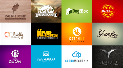 Design a amazing and creative logo with all sources and revision