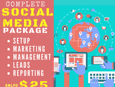 Complete Social Media Marketing Package