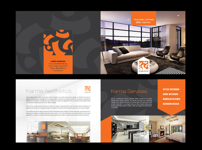 Design a beautiful Brochure/Leaflet/Flyer+ Ulimited Revisions with print ready files.