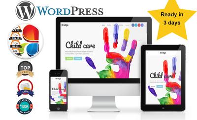 Design and Setup a 5 page Wordpress Website / Blog - 2017 Offer