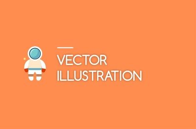 We can create any Vector Illustration you need