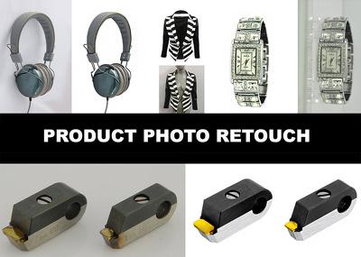 Professionally retouch 5 amazon product / any product photo