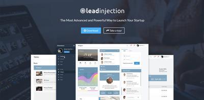 Create a professional WordPress based landing page