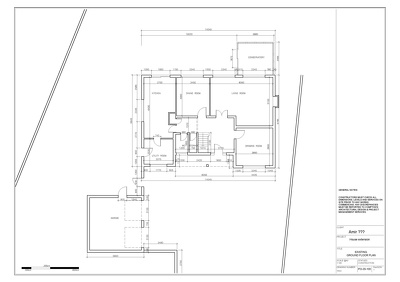 Provide a complete package of UK planning application