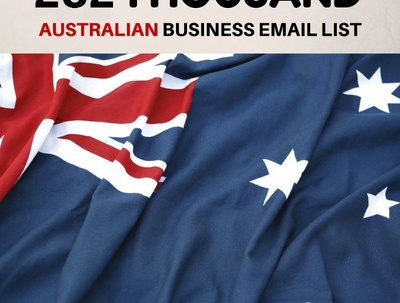 Australia Business Database 282k Email List and full details