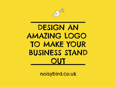 Design an amazing logo to make your business stand out