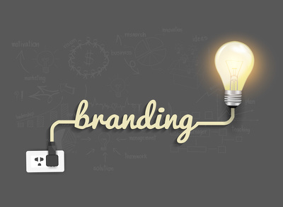 Create a powerful name and a slogan for your brand/business