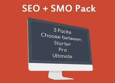 Improve your SEO and ranking with Highly Diversified SEO + SMO pack