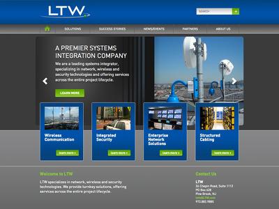 Design responsive PSD website