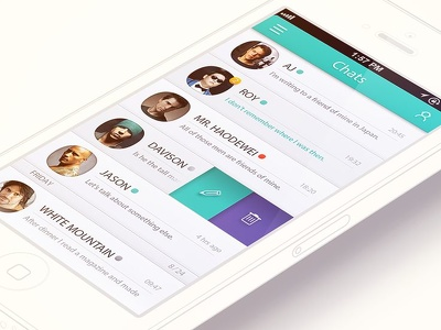 Design amazing UI for your IOS, Android, Windows app