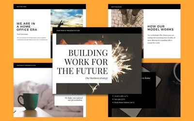 Create professional and modern powerpoint presentation within 12 hours