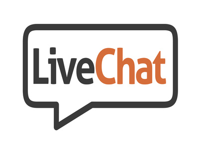 Live chat integration to your website to track and chat with real time online users