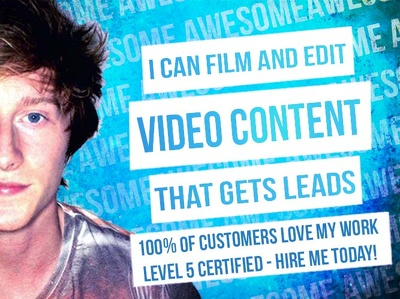 Plan/film/edit 20 Online Videos That Get NEW LEADS