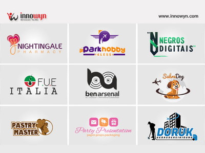 Design Awesome & Creative Logo Within 24 Hours (3 Concept for 1 logo)
