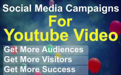 Promote Youtube Video Viral By Social Media