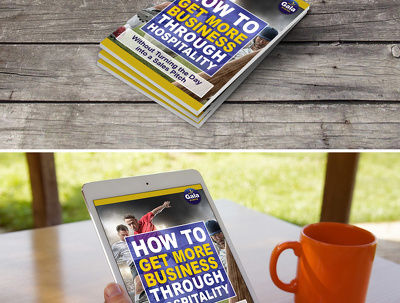 """Design a """"Top Tips"""" BROCHURE to promote your business (+mockups used as Facebook ads)"""