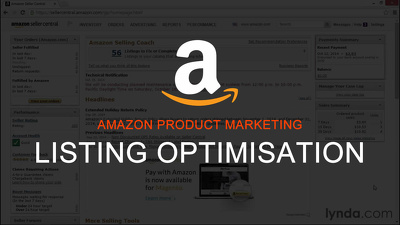 Review and optimise up to 10 of your Amazon UK product listings