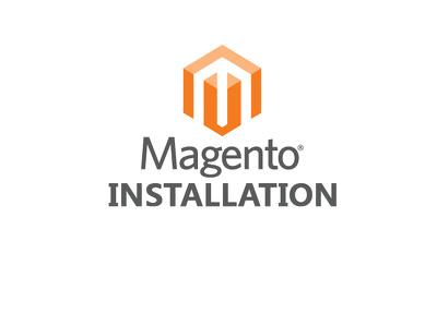 Install Magento & theme