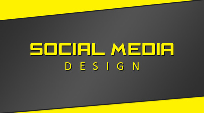 Design social media graphics