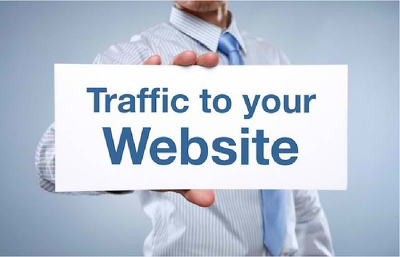 Real 30,000 + Web Traffic WORLDWIDE from Search Engine and Social Media