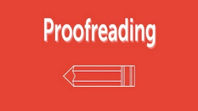Professionally edit and proofread up to 20000 words in English