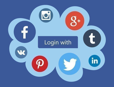 Integrate Social Login/Signup in your website