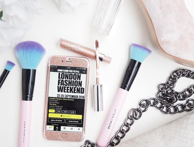 Style and photograph beauty/lifestyle/fashion flatlay shots for use of social media/
