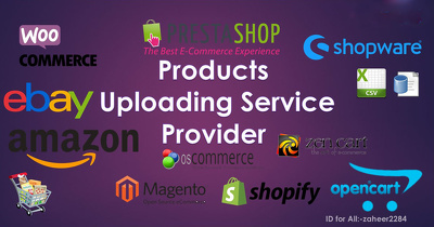Upload 50 products to your Online Store
