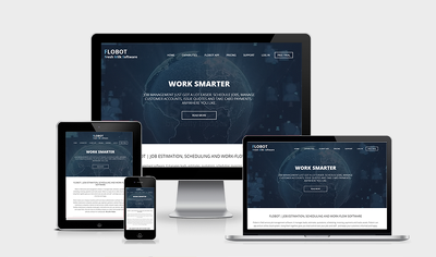 Make your existing website responsive with all devices.