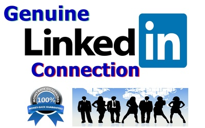 Add 500+ Genuine Linkedin connections to your network from real & active people
