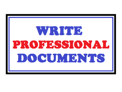 Write PROFESSIONAL Articles, Elevator Pitch, OpEds, Editorials,
