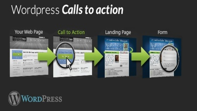 Install and configure Calls to Action plugin for WordPress websites