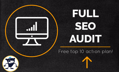 Evaluate your SEO and provide an action plan to boost your rankings